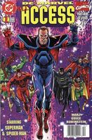 DC Marvel All Access Vol 1 1