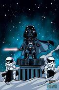 Darth Vader Vol 1 1 Baby Variant Textless