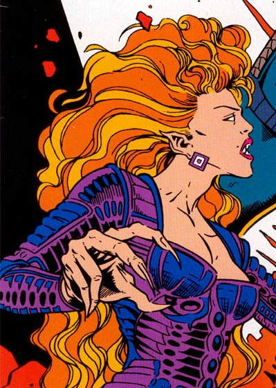 Diane Staz (Earth-616)
