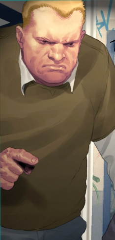 Douglas Berenstein (Earth-616)