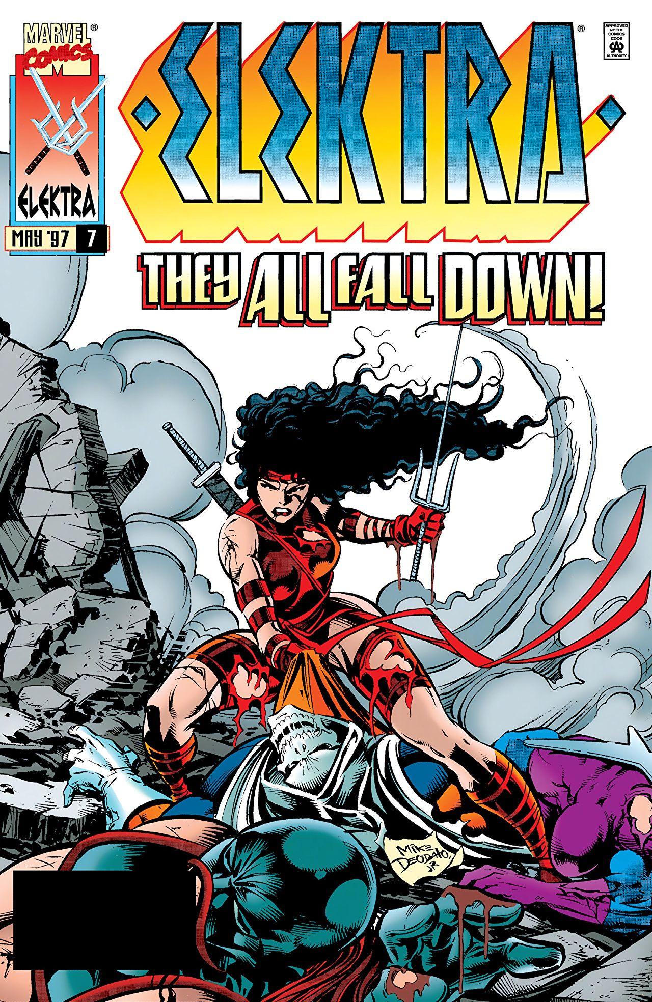 Elektra Vol 2 7