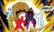 Elementals of Doom (Earth-616) from Fantastic Four Vol 1 306 001
