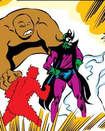 Elementals of Doom (Earth-616) from Fantastic Four Vol 1 306 001.jpg