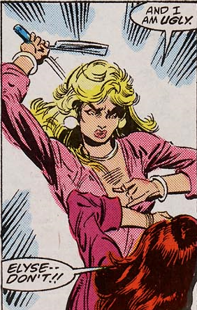 Elyse Nelson (Earth-616)