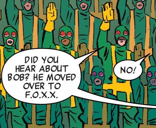 F.O.X.X. (Earth-21722)