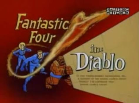 Fantastic Four (1967 animated series) Season 1 3