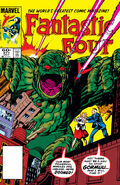 Fantastic Four Vol 1 271
