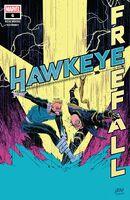 Hawkeye Freefall Vol 1 6