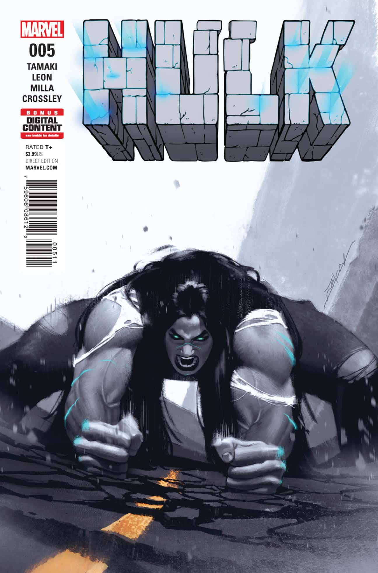 Hulk Vol 4 5