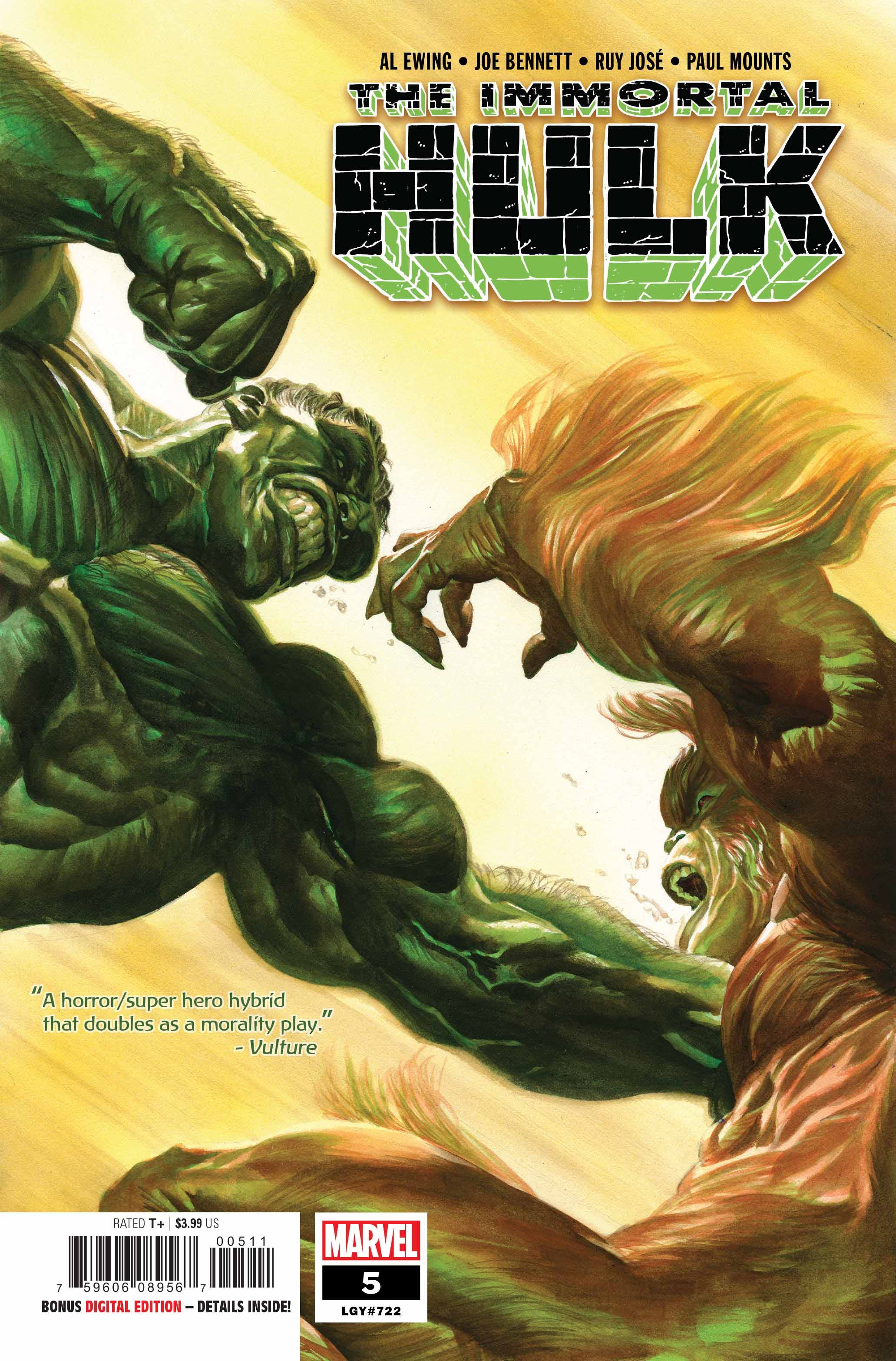 Immortal Hulk Vol 1 5