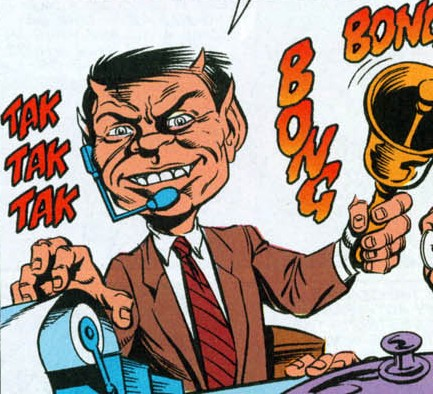 Jerry the Accountant (Earth-616)