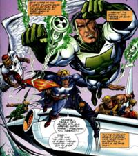 Judgment League Avengers (Earth-9602)/Gallery
