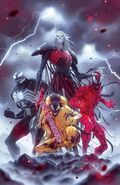 King in Black Planet of the Symbiotes Vol 1 1 KRS Comics Exclusive Virgin Variant