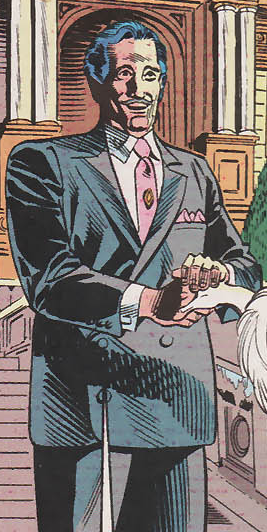 Lester Cromwell (Earth-616)