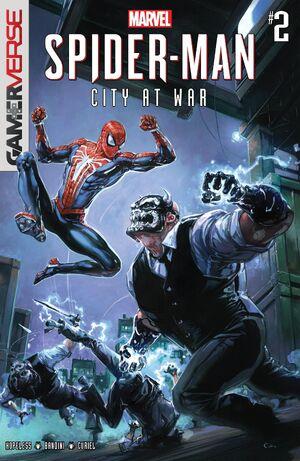 Marvel's Spider-Man City at War Vol 1 2.jpg
