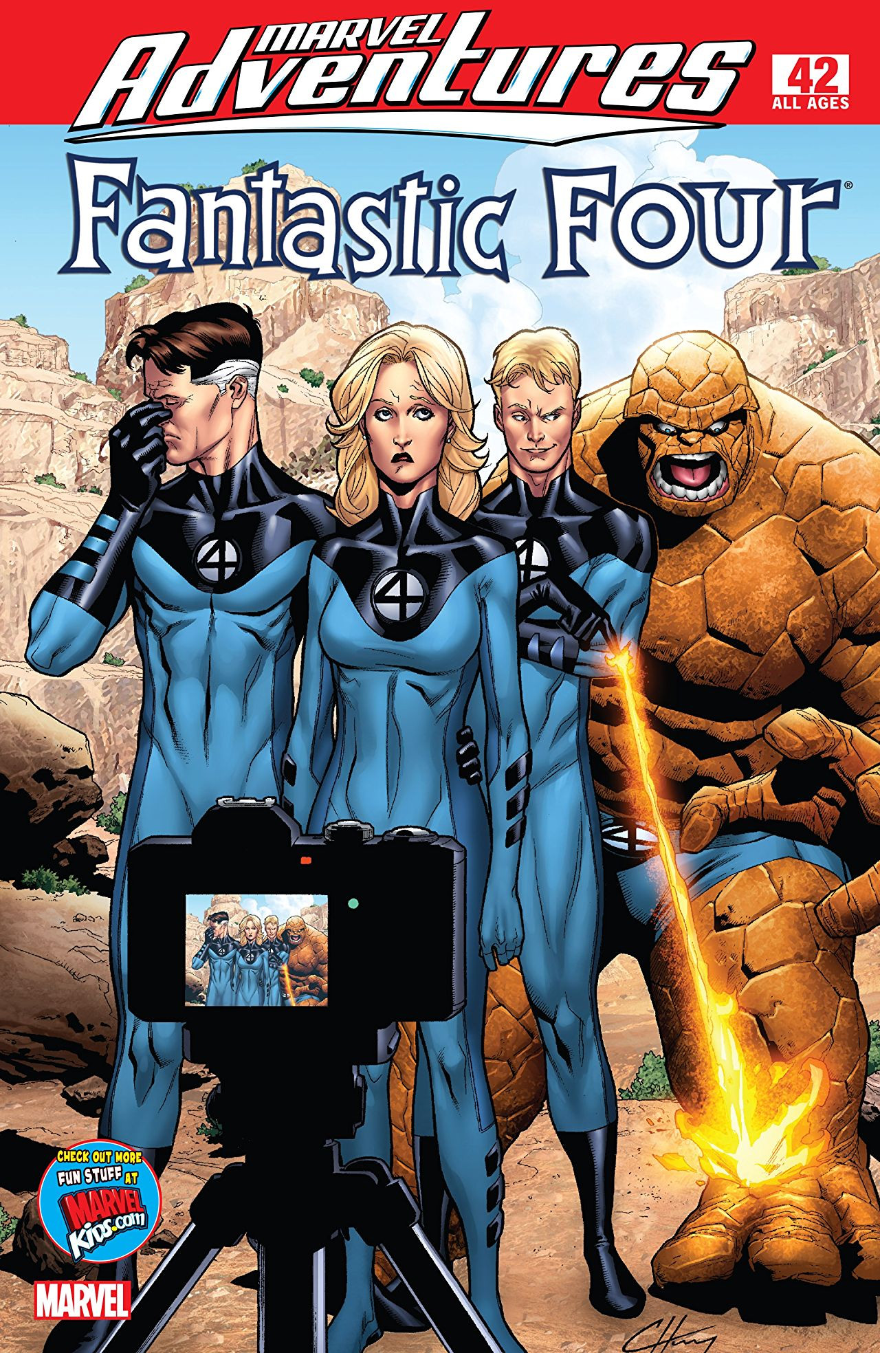 Marvel Adventures: Fantastic Four Vol 1 42