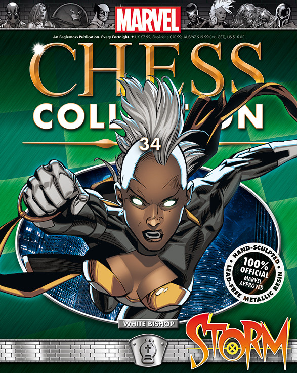 Marvel Chess Collection Vol 1 34