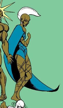 Mawu (Earth-616) from Doctor Strange, Sorcerer Supreme Vol 1 17 0001.jpg
