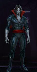 Michael Morbius (Earth-TRN012)