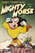 Mighty Mouse Comics Vol 1 1