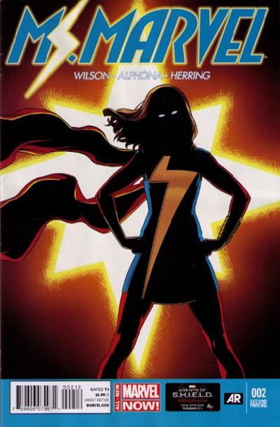 Ms. Marvel Vol 3 2 2nd Printing Variant.jpg