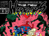 New Warriors Vol 1 34