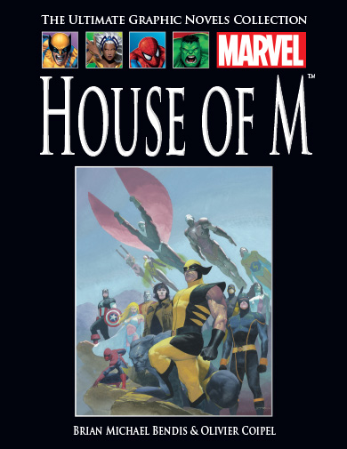 Official Marvel Graphic Novel Collection Vol 1 40