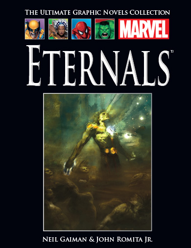 Official Marvel Graphic Novel Collection Vol 1 53