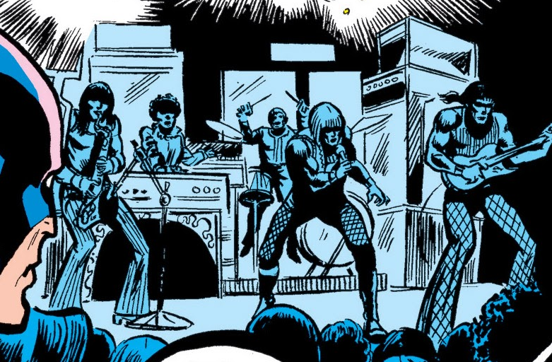 Percussion (Earth-616)/Gallery