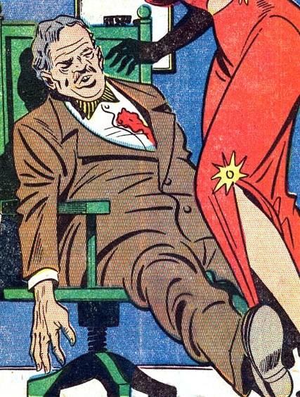 Reginald Daley (Earth-616)