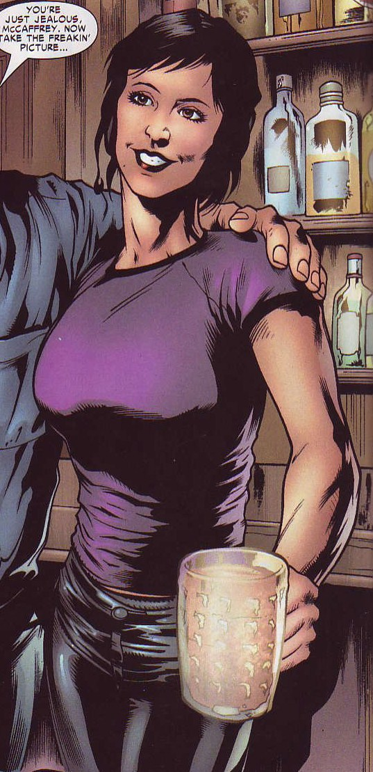 Rozalyn Backus (Earth-616)