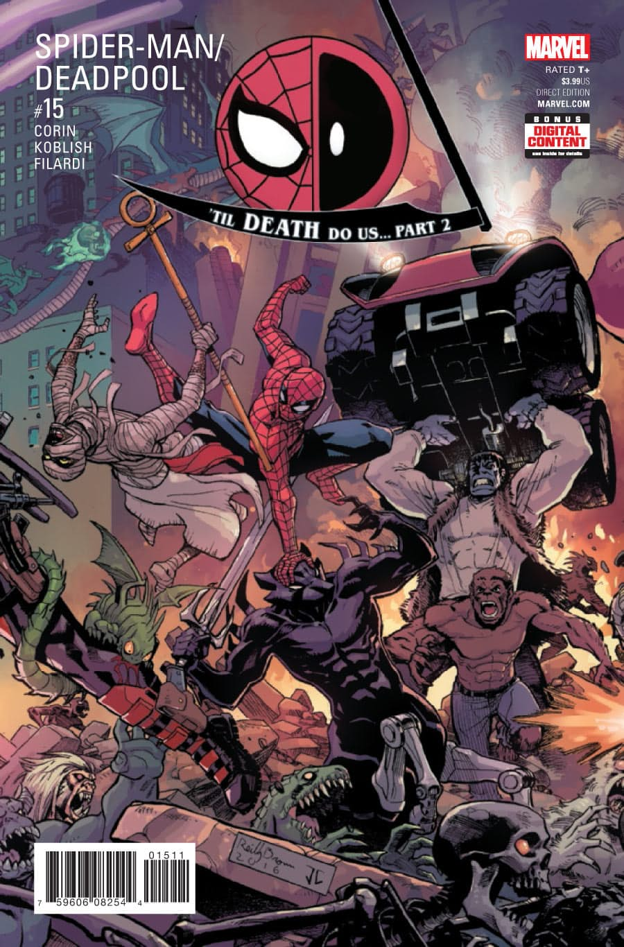 Spider-Man/Deadpool Vol 1 15