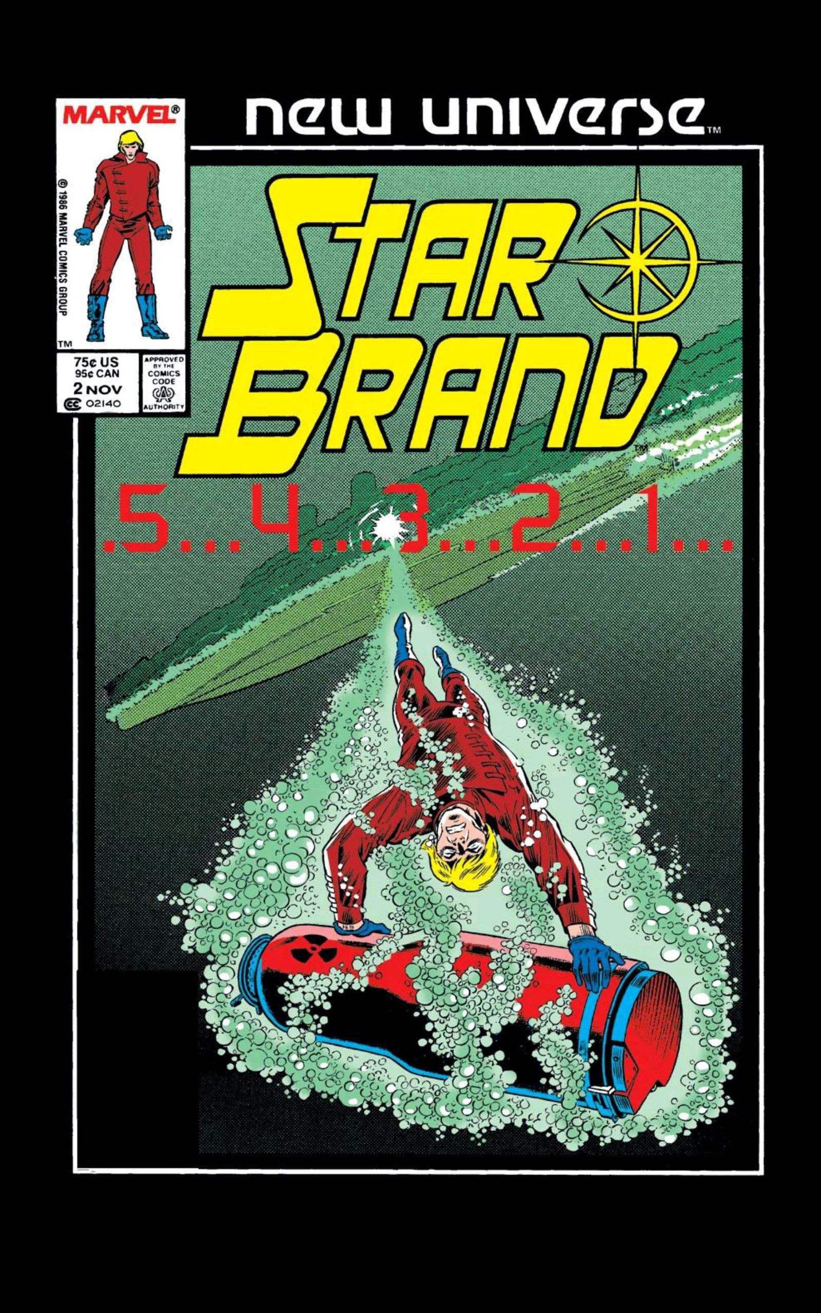 Star Brand Vol 1 2