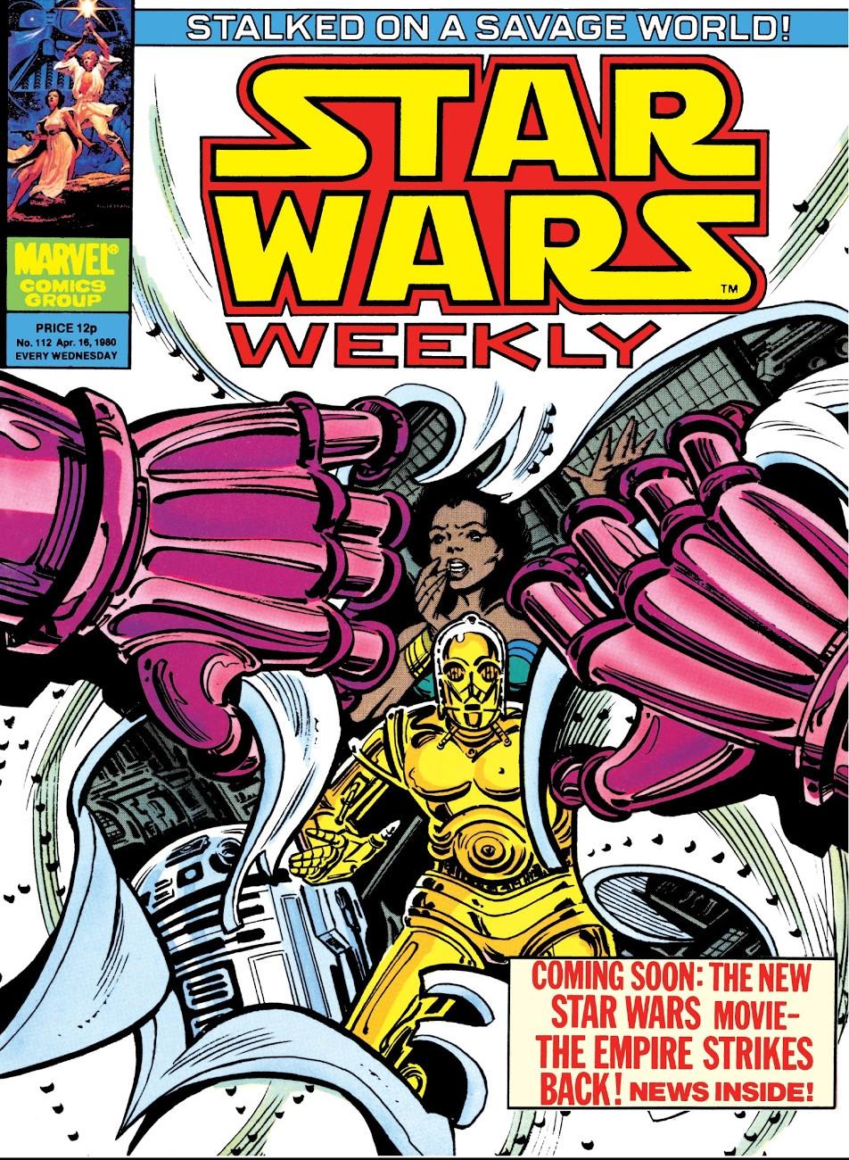 Star Wars Weekly (UK) Vol 1 112