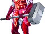 Stark Odinson (Warp World) (Earth-TRN012)