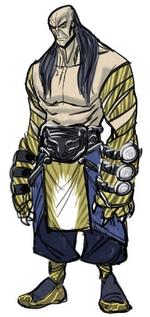 Tiger-Claw (Earth-616)