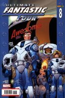 Ultimate Fantastic Four (ES) Vol 1 8