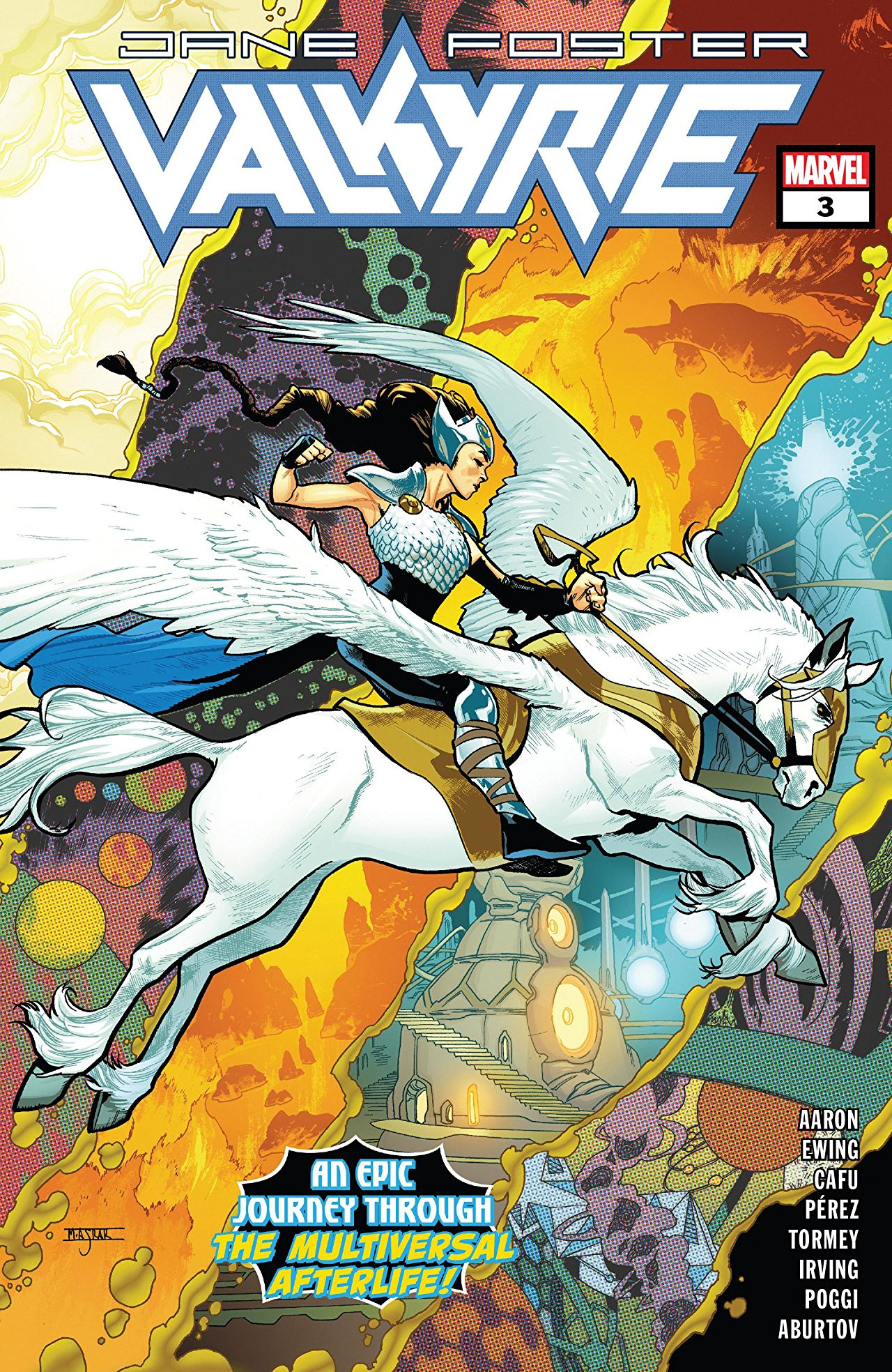 Valkyrie: Jane Foster Vol 1 3