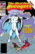 West Coast Avengers Vol 2 45