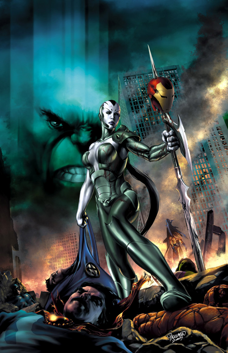 Caiera (Earth-7121)