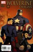 Wolverine Origins Vol 1 16 Variant McGuinness