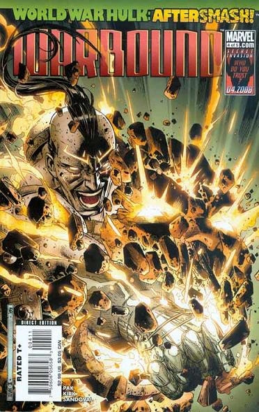 World War Hulk Aftersmash: Warbound Vol 1 4