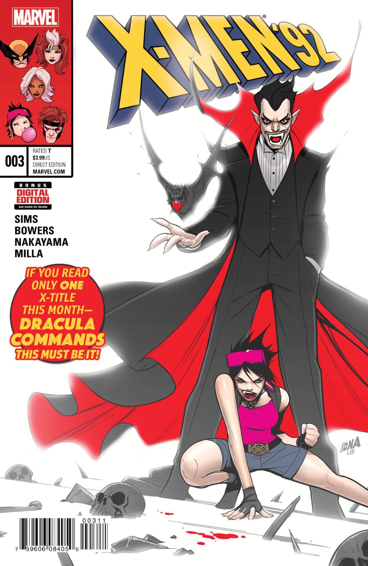 X-Men '92 Vol 2 3