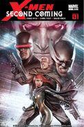 X-Men Second Coming Vol 1 1