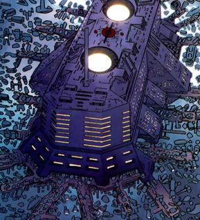 Xandar Spaceport