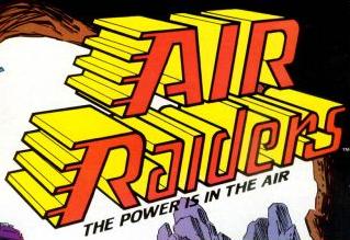 Air Raiders Vol 1