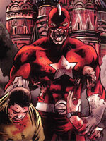 Alexi Shostakov (Earth-2149) from Marvel Zombies Vs. Army of Darkness Vol 1 4 0001.jpg