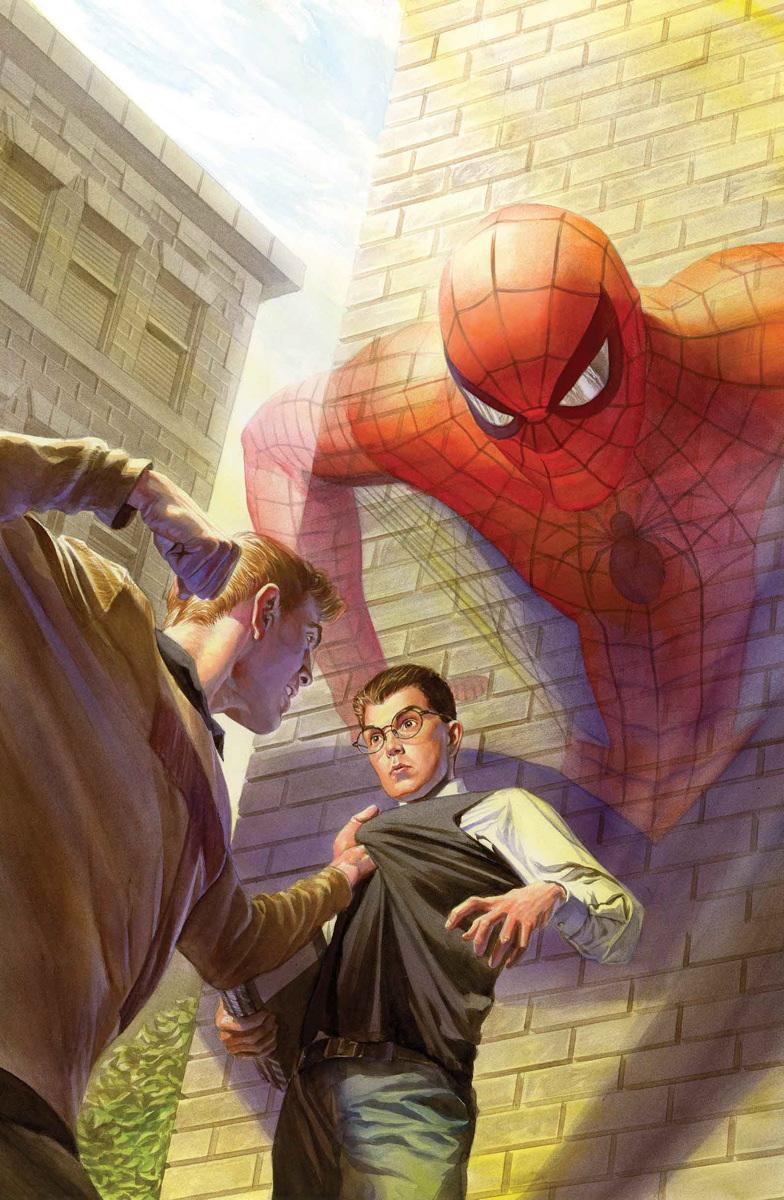 Amazing Spider-Man Vol 3 1.2 Textless.jpg