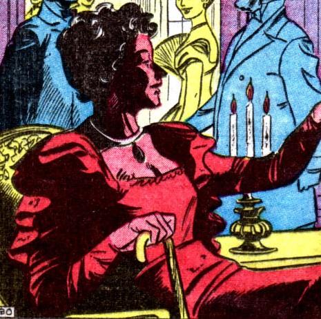 Anne Wentworth (Earth-616)