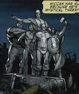 Avengers Statue